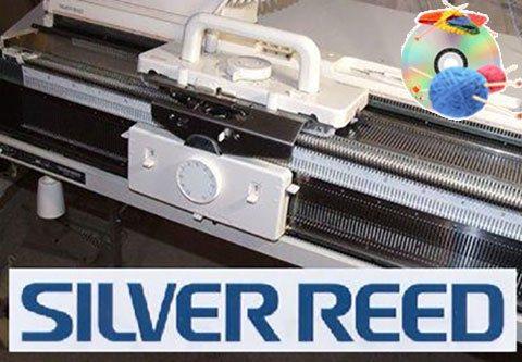 Вязание на вязальной машине SILVER REED