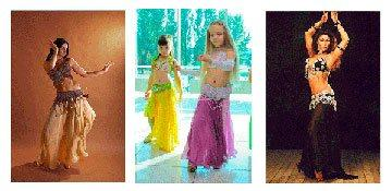 Видео уроки танца живота