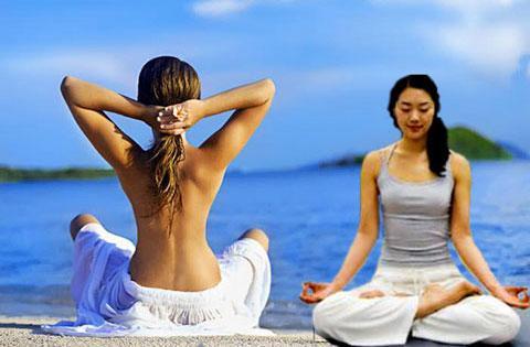 Видео медитации Сергея Ратнера