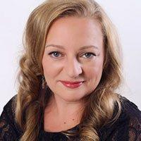 Елена Гладкова. Фото.