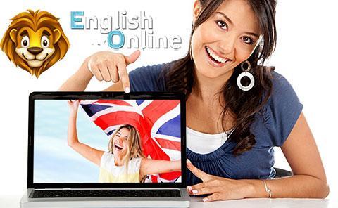 Онлайн изучение английского языка