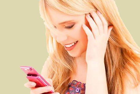 Что написать любимой девушке в СМС