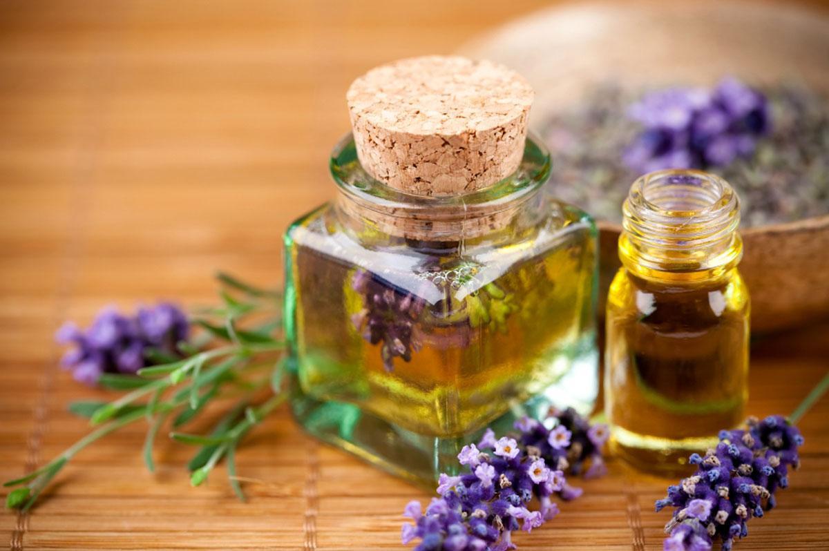 Применение эфирных масел в ароматерапии.