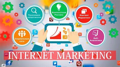 Дистанционное обучение интернет маркетингу