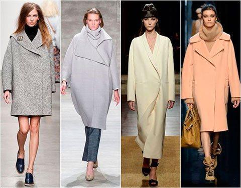 Демисизонные пальто для женщин своими руками
