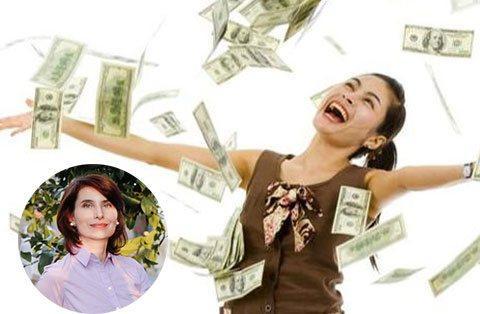 Ольга Юрковская: привлечение денег по-женски