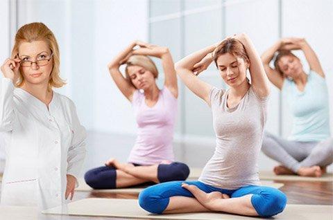 Упражнения для женского здоровья с Еленой Музыченко