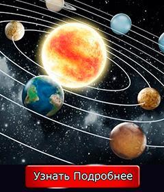 Обучение астрологии: магия планет.