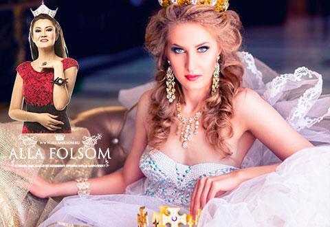 Алла Фолсом. Королева в царстве мужчин.
